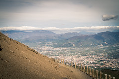 View from Vesuvius