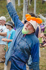 Going Off! (nikabuz) Tags: festival balloons arts australia oldman handheld act take2 namadginationalpark brindabellamountains nikond7000 nikkor18105mmlens corinbankfestival2012