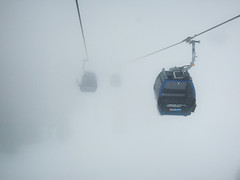 Fog in tztal (Channed) Tags: winter white snow ski fog austria oostenrijk wintersport tztal tyrol solden wintersports slden chantalnederstigt