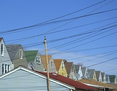 (GXM.) Tags: urban chicago alley colorful rear siding avondale gables eaves gxm