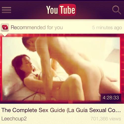 Уотубе видео секс