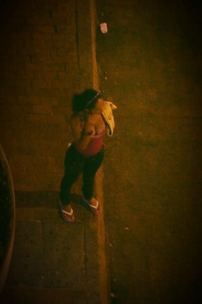 Teen girls La Paz
