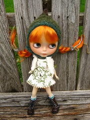 IMG_3366...Rory is playing like she is Pipi Longstocking today with her red braids curling up.