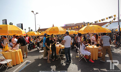 Songkran Festival 2013 in Los Angeles