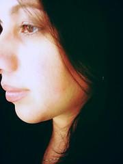 Lost in my thought... Perdida en mis pensamientos (Lu'lu11) Tags: portrait woman home me girl lady canon eos photo mujer exposure flickr alone texas foto chica shot retrato yo houston powershot capture camara