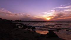 Sky  Sea .. (DRAGON fire4) Tags: life light sunset shadow sea sky dark landscape photography flickr natural planet fujifilm
