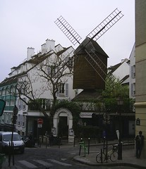 Le Moulin de la Galette, Paris, 23 April 2013 (allhails) Tags: paris france montmartre moulindelagalette 23apr13