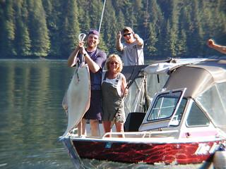 Alaska Fishing Tent Camp - Sitka 11