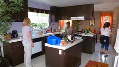 Kitchenworks (Gabriele B) Tags: birthday home gabi gina debra mimma