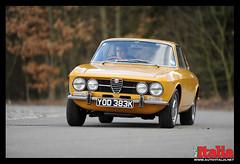 Alfa Romeo 105 For Auto Italia (michaelward_autoitalia) Tags: auto spider italia alfa romeo 105 giulia bertone autoitalia michaelwardphotos blackandwhitegarage wwwautoitalianet