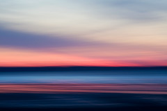 red sky at night (fayebythebay) Tags: sunset icm redskyatnight sunsetcolours intentionalcameramovement fayeketola stmarysbayns
