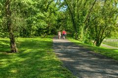 Abingdon, VA (Rails-to-Trails Conservancy) Tags: travel people usa landscape virginia va cropped hdr abingdon virginiacreepertrail 72612