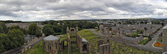 Panoramic from Elgin Cathedral (Carlos F1) Tags: city scotland town highlands village view cathedral unitedkingdom united pueblo catedral scottish kingdom ciudad escocia panoramic panoramica villa vista elgin reino unido reinounido escoces scotlanda