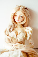 Serah (Sanngridr) Tags: glass captured 02 bjd dollfie volks dwc leekeworld sd16 ospirit dwc02