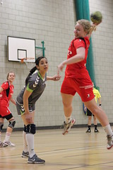 IMG_2858 (sostomymother) Tags: uk green london thames womens bethnal vs academy handball londongd