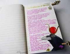 My Birds Diary (Milagritos9) Tags: egypt sketchbook visualjournal raven hermes cuervo symbolism atum artistjournal visualdiary milagritos birdillustration egyptiangoddess egyptiangods illustratedjournal moleskinejournals ravenart birdjournal inspirationaljournal milycha diarioilustrado pjaroillustracin spiritualjournal spiritualillustration moleskineartpages ravenillustration ravenportrait moleskinehandmade cuadernoillustrado alchemyjournalmoleskine moleskinediary2013 hermestrismegistusquotes hermesprophecies lostwisdompharaohs