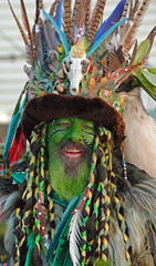 'Jack in the Green' May Day Celebrations, Hastings (Vicburton) Tags: carnival flowers decorations party people black tree green face hat leaves giant fun town costume ribbons faces ivy garland bodypaint parade masks celebrations hastings facepaint mayday celebrate fancydress jackinthegreen thechallengefactory