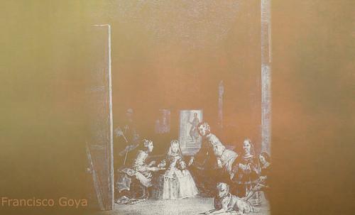 """Meninas, iconósfera de Diego Velazquez (1656), estudio de Francisco de Goya y Lucientes (1778), paráfrasis y versiones Pablo Picasso (1957). • <a style=""""font-size:0.8em;"""" href=""""http://www.flickr.com/photos/30735181@N00/8747977686/"""" target=""""_blank"""">View on Flickr</a>"""