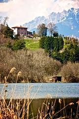 Lago di Sartirana & Resegone (Thumbnail)
