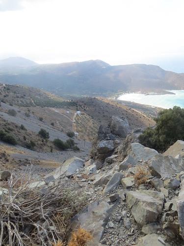 Plátanos viewpoint, Crete, Oct 2013