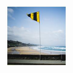 9575-1 (herv renaud) Tags: sea mer kite france art landscape photography eos surf fineart bretagne 64 sealand 5d kitesurf biarritz rivage ambiance atlantique sudouest eos5d pyrne saintlunaire hrenaudphotography herverenaud