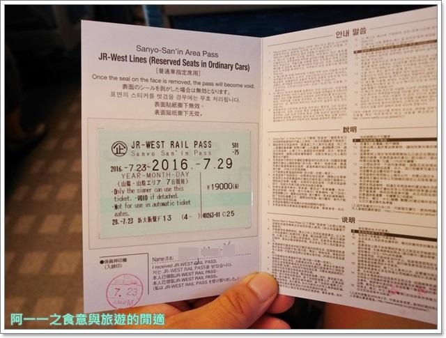 JR山陽&山陰鐵路周遊券pass.日本岡山旅遊image019