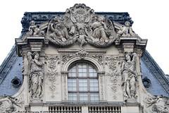 Le Palais du Louvre (Rick & Bart) Tags: paris france city urban jardindestuileries louvre sculpture architecture rickvink rickbart canon eos70d gününeniyisi thebestofday