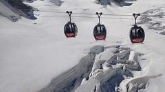 17_Mont-Blanc Panoramic to Helbronnee (Nick Ham100) Tags: chamonix aiguilledumidi utmb