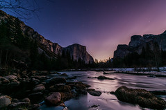 Early Morning Tranquility in Yosemite National Park (Mark Willard Photography) Tags: yosemite national park landscape ca california nikon d810 early morning dawn nature natural vacation holiday travel nps valley service