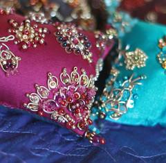 Vivid colors (Zellstudio) Tags: accessorize beadwork embroidery toho