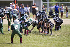 IMG_7903eFB (Kiwibrit - *Michelle*) Tags: cmfl football jamboree maranacook school pee wee kids monmouth winthrop lisbon game play 082716