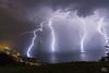 Furie de foudre sur le Léman (MarKus Fotos) Tags: foudre france f4 orage orages thunder thunderstorm thunderstrike léman landscape leman lac lake lightning eclair éclair éclairs evian chablais canon clouds cloud lausanne vaud thollon