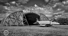 """ The Firebirds"" (SJAviation.net) Tags: rafwattisham aircraft nikon aviation xt914 jet fgr2 74squadron 56squadron phantom mcdonnelldouglas"