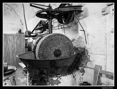 2016-08-02_Moulin-N&B-0001 (Hacheme 26) Tags: architecturebtiments btiments moulineau noiretblanc olive olivier vgtaux mollanssurouvze auvergnerhnealpes france