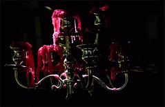 El Fin De Una Cena Con Velas? / End Of A Candlelight Dinner? (Konny D.) Tags: candlelightdinner candle kerzen kerzenstnder candleholder candelero chandelier candeliere castial kynttilnjalka kandelaar lysestake ljusstake lysestage wiecznik