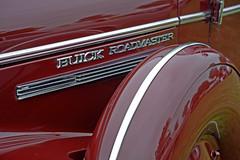1939 Buick Roadmaster Detail (Brad Harding Photography) Tags: 1939 39 buick roadmaster buickeight antique restored restoration automobile vehicle car classic chrome leavenworthcruisers leavenworth kansas carshow sedan fourdoor waterfallgrille