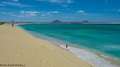Boa Vista-Capo Verde (johnfranky_t) Tags: capo verde spiaggia bagnasciuga dune vulvani volcanoes thebeach dunes losvolcanes laplaya lasdunas tz5 johnfranky oceano atlantico atlantic ocean