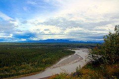 IMG_3595 (neukomment) Tags: landscape wilderness canont5i alaska river wrangellmountains august copperriver bluffs copperriverbluffs