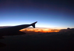 Flying Home (tmvissers) Tags: american airlines june 5 2016 sky view