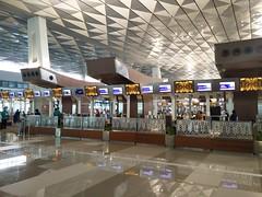 Premium check-in for Garuda (A. Wee) Tags: jakarta 雅加达 indonesia 印尼 airport 机场 cgk soekarnohatta terminal3