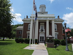 BLAND COUNTY COURTHOUSE (SneakinDeacon) Tags: courthouse swva bland richardbland