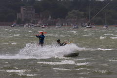 Poole Bay and Harbour August 2016 (22 of 26) (johnlinford) Tags: beach coast parkstone poole poolebay pooleharbour sandbanks sea tides water waves surfing kitesurfing watersports dorset landscape