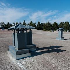 auf dem Bunker (swissgoldeneagle) Tags: bunker 1x1 sverige fortress tingstdefortress rx100m4 schweden festung scandinavia sweden skandinavien fstning tingstdefstning gotland rx100 gotlandsln se