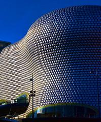 Selfridges, Birmingham, UK (photobobuk - Robert Jones) Tags: selfridges birmingham england architecture design creativity blue art uk