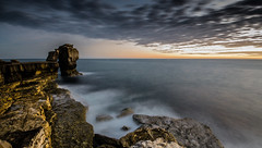 (Glen Parry Photography) Tags: glenparryphotography d7000 nikon sigma sea seascapes seafront sigma1020mm longexposure water rocks clouds coast