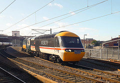 GWR 43185 in Intercity Livery (Uktransportvideos82) Tags: intercityswallow 43185 gwr
