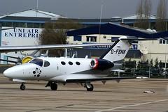 Cessna Mustang ~ G-FBNK (Aero.passion DBC-1) Tags: dbc1 aeropassion david biscove aviation avion aircraft plane spotting lbg bourget cessna mustang ~ gfbnk