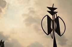 CCU (pcgteran) Tags: ccu arquitectura escultura sky city unam universidad university luz museo museum nubes nikon nikond5100 foto fotografa photo photography sculpture d5100 df light mxico mexico cdmx cielo ciudad construccin cu ciudaduniversitaria