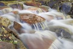 Babbling brook, Colorado (Glenmore1971) Tags: blur smooth water colorado smoothwater