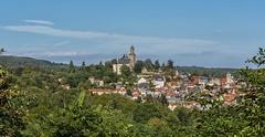 Kronberg im Taunus (Pix-elist) Tags: kronberg im taunus altstadt burg castle hessen muesum burgfried